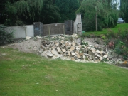 Site Left Clean And Tidy